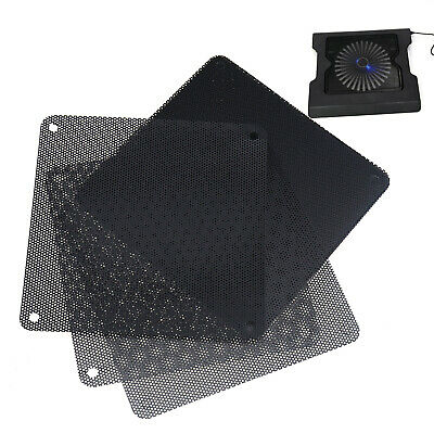 Efficient Dust Reduction 120MM Computer Fan Filter Cooler PVC Dustproof Cover • 6.16£