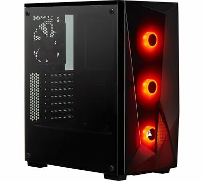CORSAIR Carbide Series SPEC-DELTA RGB Mid-Tower ATX PC Case - Currys • 64.99£