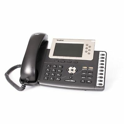 Yealink T38G VoIP Phone With Colour Screen- T28P Replacement - 3 Months Warranty • 39.99£