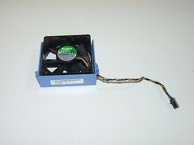 Dell Genuine Precision Workstation Hard Drive Fan With Mount 0CD674, 0HD445 • 10£