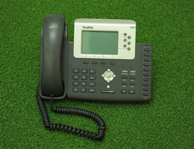 Yealink SIP-T28P IP Phone  - POE - No Power Supply - 90 Day Warranty • 38.99£