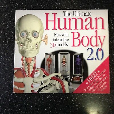 The Ultimate Human Body 2.0 CD-ROM • 2.95£