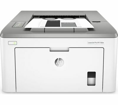 HP LaserJet Pro M118dw Monochrome Wireless Laser Printer - Currys • 89.99£