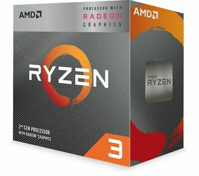 AMD Ryzen 3 3200G Processor - Currys • 82.99£