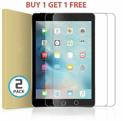 Genuine Tempered Glass Screen Protector For Apple IPad 5th & 6th Generation  • 5.95£