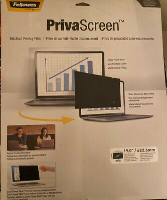 Fellowes PrivaScreen Blackout Privacy Filter • 35£