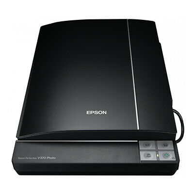 Epson Perfection V370 A4 Colour Flatbed Scanner • 139.82£
