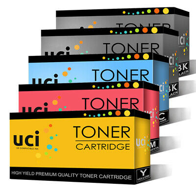 5 Toner UCI Brand Fits For Hp LaserJet Pro 200 Color MFP M276nw M251n M251nw • 34.99£