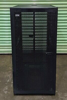 IBM 24U Cabinet Server Rack Enclosure 39M6736 • 549£