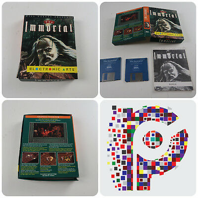 The Immortal A Electronic Arts Game For The Amiga Tested & Working • 15.99£