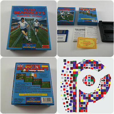Peter Beardsley's Football A Game For The Atari ST Computer Tested & Working • 12.99£