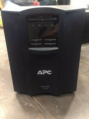 APC Smart-UPS Tower 1500 VA (SMT1500I) • 216£