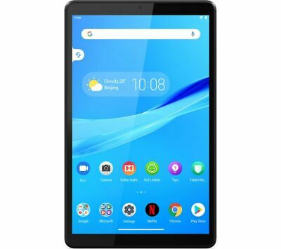 LENOVO Tab M8 Tablet 32 GB 8  HD Dolby Speakers Android 9.0 (Pie) Grey - Currys • 110£