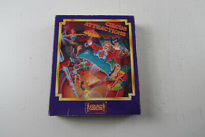 Circus Attractions A Golden Goblins Game For Atari ST • 11.99£