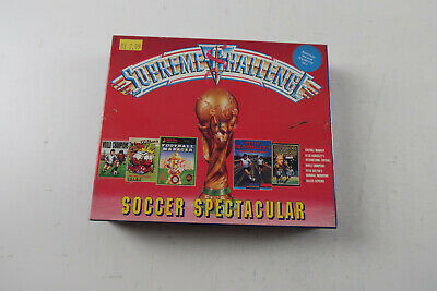 Sports Spectacular Supreme Challenge  For Amstrad CPC • 9.99£
