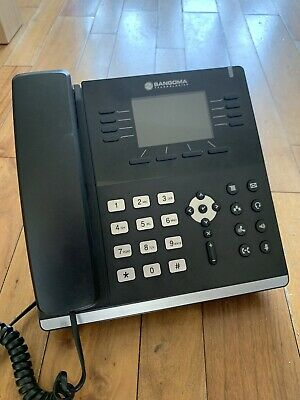 Sangoma S500 IP Phone - Used But In Fantastic Condition - 4 Available • 50£