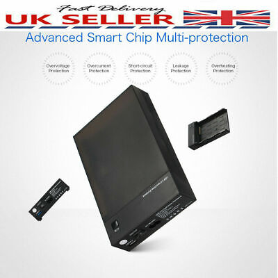 USB 3.0 2.5''/ 3.5'' 8TB SATA Hard Drive Enclosure SSD HDD Disk Case UASP OTB UK • 13.99£