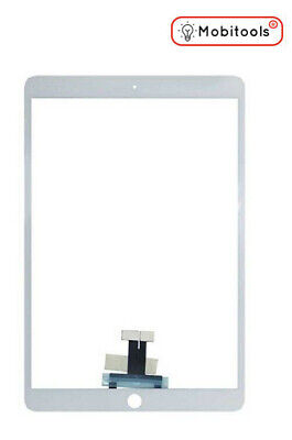 For IPad Pro 2017 10.5'' Touch Screen Digitizer Glass Replacement A1709 - White • 21.88£