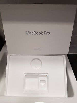 Macbook Pro Model  A1989.  Empty Box Only With Shipping Box. • 13.95£