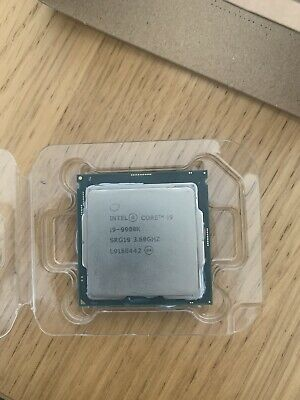 Intel Core I9-9900K 5.00GHz Processor • 340£
