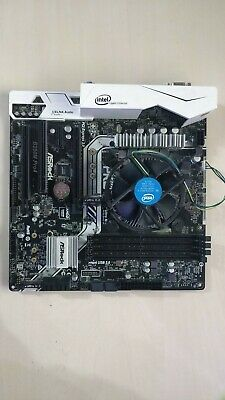 Intel Core I5-7500  Quad Core With ASROCK MATX B250M Motherboard • 60£