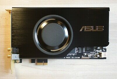 Asus Xonar D2X 7.1 PCI-E Sound Card With Digital In/Out • 20.99£