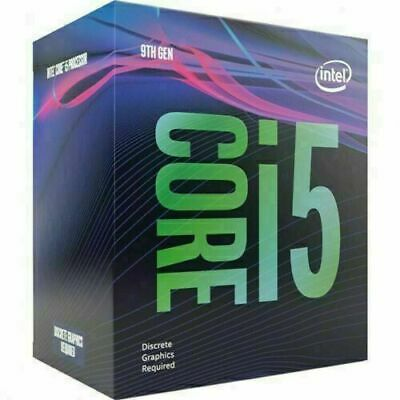 Intel Core I5-9400F - 2.9GHz To 4.1GHz Hexa-Core BX80684I59400F Processor 65w • 169.99£