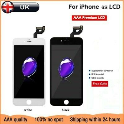 UK For IPhone 6S Screen Replacement 3D Touch Digitizer LCD Display Assembly • 13.99£