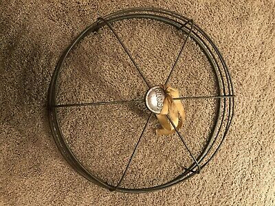 Vintage Wire Electric Fan Cover By Frost • 8£