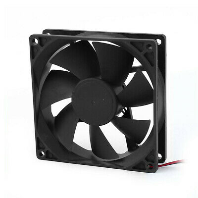 Computer Cooling Fan Cases CPU Cooler 9025 2pin 12V DC 90mm X 25mm Brushless PC • 6.20£