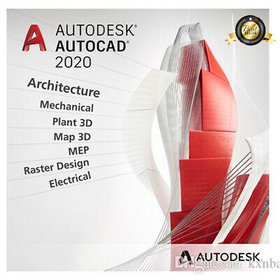 Autodesk AutoCad 2020 ✅  Year Academic License Windows ✅ Instance Delivery • 4.95£