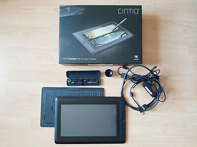 Wacom Cintiq 13HD Creative Pen & Touch Display Tablet - GREAT CONDITION • 310£