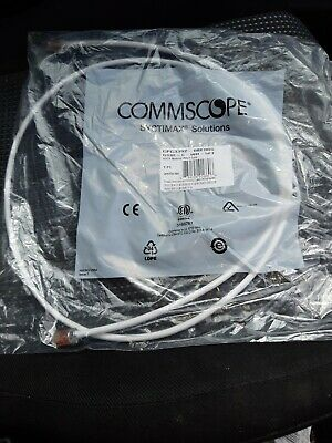 New Commscope Systimax Solutions  5ft  Modular Patch Cord Cpc3392 - 08f005  • 5.99£