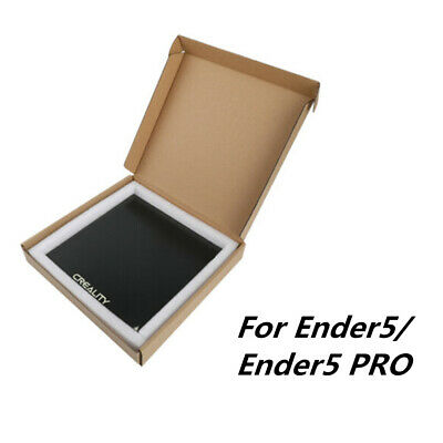 Creality 3D 235X235mm Glass Print Heat Bed  For Ender 5/5 Pro CX20 3D Printer • 15.23£