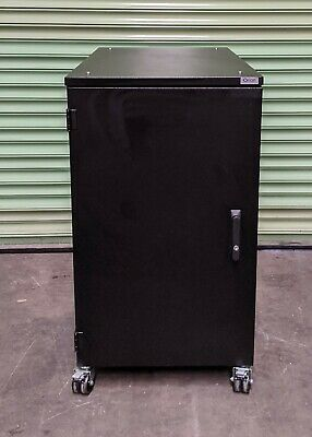 Orion 18U Soundproofed Acoustic Server Rack Cabinet AR18-6-10 • 1,249£