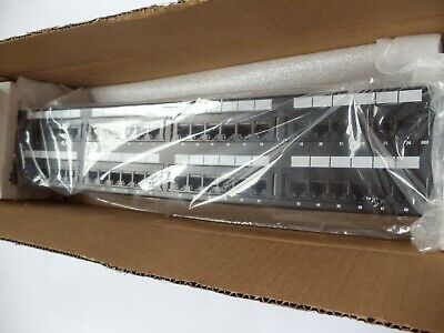 Systimax 1100 GS3 Modular Patch Panel 700173768 • 44.99£