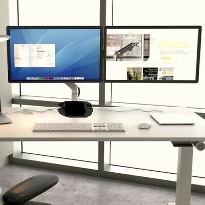 Humanscale M8 Dual Monitor Lcd Arm For Upto 24 Inch Screen • 129£