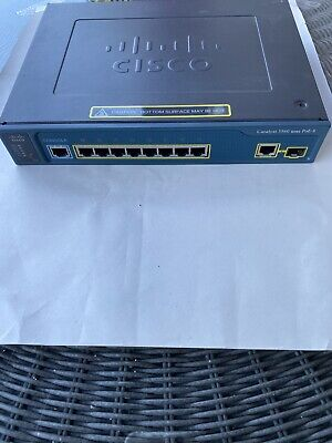 Cisco Catalyst 3560 Series PoE-8 8-Port • 49.99£