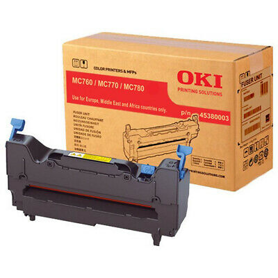 Oki 45380003 Fuser Unit MC760 MC770 MC780 - Open Box - Never Used • 49£