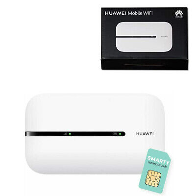 Huawei E5576-320, Portable 4G Low Cost Travel Wi-Fi, Roams On All World Networks • 49.99£