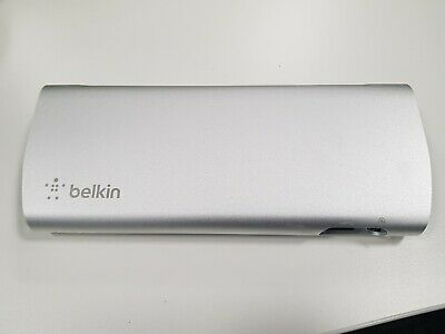 Belkin Thunderbolt Express USB 3.0 Docking Station For Mac MacBook Pro- F4U095-  • 78£