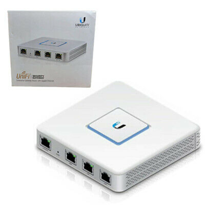 Ubiquiti Networks Unifi Security Gateway Router Splitter • 130.99£