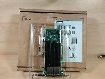 New Unused HP Ethernet 10Gb 2-port 561T Adapter 716591-B21 717708-001  • 79.99£