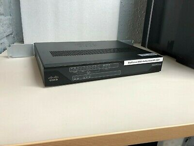 Cisco C891F-K9 Router  • 95£