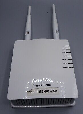 Draytek VigorAP 800 Wireless Access Point • 30£