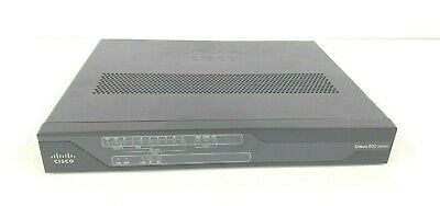 Cisco C891F-K9 V02 Integrated Services Gigabit Ethernet Security Router  • 79.99£