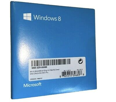 Windows 8 Disks And Key • 5.30£