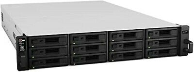 Synology  RS2416RP+ 2u 12 HDD 6GB NAS 48TB Seagate Ironwolf With Rack Rails • 1,450£