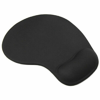 Anti-Slip Mouse Pad Mouse Mat With Gel Wrist Support For PC Macbook Laptop UK • 3.95£