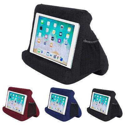 Multi-Angle Soft Pillow Lap Stand For LPad Tablet Cushion Phone Laptop Holder UK • 11.59£